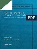 Syriac Churches Encountering Islam