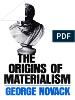 The Origins of Materialism The Evolution of a Scientific View of the World by George Novack (z-lib.org).pdf