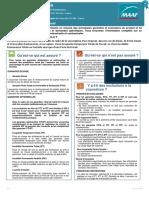 document d'info produit