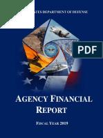 Informe presupuesto DoD