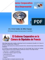 Gobierno Corporativo y Etica empresarial.pps