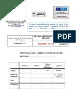 model  instructiuni - 5