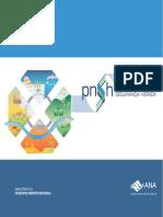 Plano Nacional de Seguranca Hidrica (PNSH) 2019