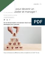 6 qualités pour devenir un meilleur leader et manager !   Cadreo.pdf