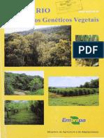 Glossário de Recursos Genéticos Vegetais