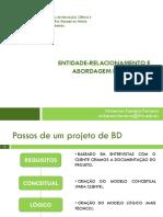 A02_BD_MER e Modelo Logico