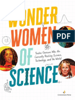 Wonder Women of Science Press Release