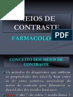 2. Contraste - Farmacologia