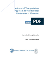 Seattle Bridges - Final Report September 2020