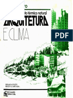 Arquitetura e Clima Rivero