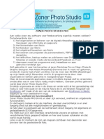 Zoner Photo Studio 13 Pro