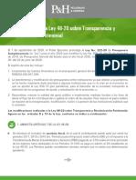 PH-Documento Modificaciones Ley 46-20