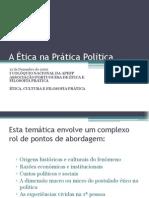 Ética, Marketing e Política