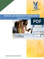 3 Manual Word 2007
