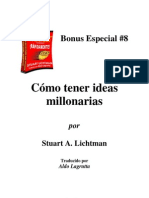 Bonus Especial 8.Stuart Lichtman - Como Tener Ideas Mill on Arias