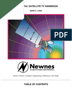 8637224-DigitalsatellitetvHandbook | Satellite Television
