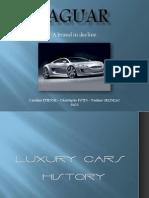 Jaguar - Luxury Market