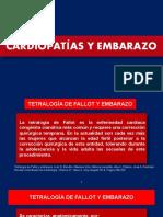 CARDIOPATIA Y EMBARAZO - DANIELA