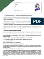 CUESTIONARIO DESHIDRATADOS