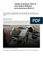 How to Get the Job Done Faster Without Compromising on Accuracy (Part 2)