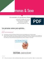Hormonas & Sexo