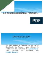 Modulo Sobre La Distribucion Poisson