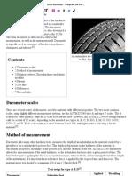 Shore durometer - Wikipedia, the free encyclopedia