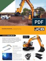 Tracked Excavator JS160_180_190