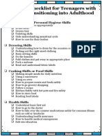 Life Skills Checklist for Teenagers with Autism.pdf