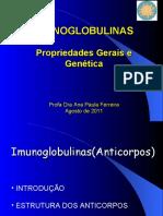 Aula-Imunoglobulinas-Propriedades-Gerais-e-Genética-22-08-20111