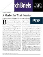 A Market for Work Permits