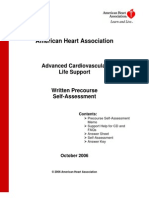 ACLS_Pre-test