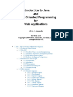 Introduction to Java web application