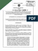 Decreto 1297 del 29 de septiembre del 2020