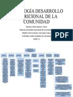 ANTOLOGÍA DESARROLLO NUTRICIONAL DE LA COMUNIDAD 3