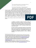 2-CES ARTIGOráticas de Cuidado Na Saúde Pública BrasileiraCartografando Fronteiras e Controvérsias Entre Tradições Orientais e Tradições Brasileiras Em Saúde