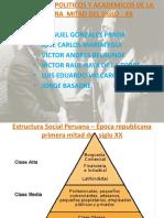 PENSADORES POLITICOS Y ACADEMICOS DE LA PRIMERA MITAD DEL SIGLO XX.pptx
