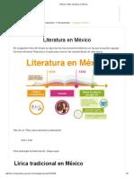 Módulo 4 G20_ Literatura en México