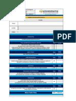 Formato coe valuación investigación cualitativa