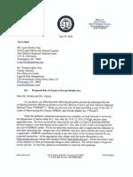 AG's Office July 29 letter