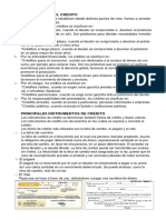 Clasificación del crédito (1)