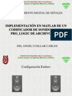 Proyecto Dolby ProLogic CDAC