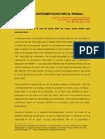 Capacitar o Hacer Crecer Al Ser Humano.3-Mtro. Marcelino Núñez Trejo