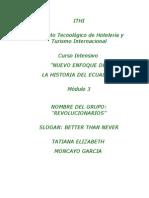 VIDA REPUBLICANA DEL ECUADOR