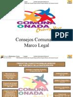 Consejos Comunales Constitución