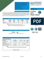 R-78E-1.0 Datasheet