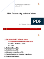D105 APBI Future - My Point of View