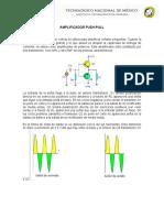 Descripción del Amplificador Push-Pull y el de Simetría Complementaria en el contexto de los Amplificadores de Potencia - copia.docx