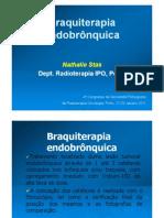 D115 Braquiterapia endobrônquica