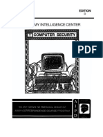 US Army Course - Computer Security (1997)